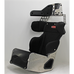 "Additional Images for SEAT KIT - 14"" STANDARD 20º LAYBACK CONTAINMENT SEAT & BLACK COVER"