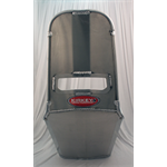 "Additional Images for SEAT -  ALUMINUM 15"" HIGH BACK KART"