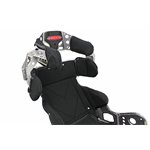 "Additional Images for SEAT KIT -  ALUMINUM 15"" - 40 DEG. LAYBACK ADJUSTABLE CONTAINMENT & BLACK COVER"