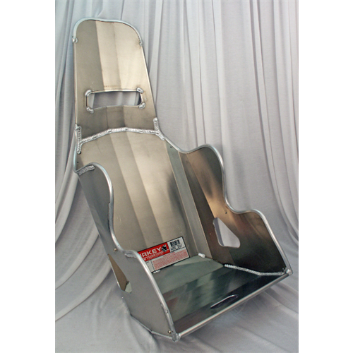 "SEAT -  ALUMINUM 15"" HIGH BACK KART"