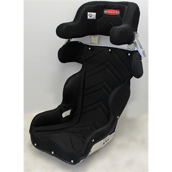 45EXT Series Kit -  Land Speed Containment Seat with Black Cover