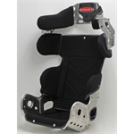 "Additional Images for SEAT KIT -  ALUMINUM 15"" -600 MICRO SPRINT 10º LAYBACK CONTAINMENT & BLACK COVER"