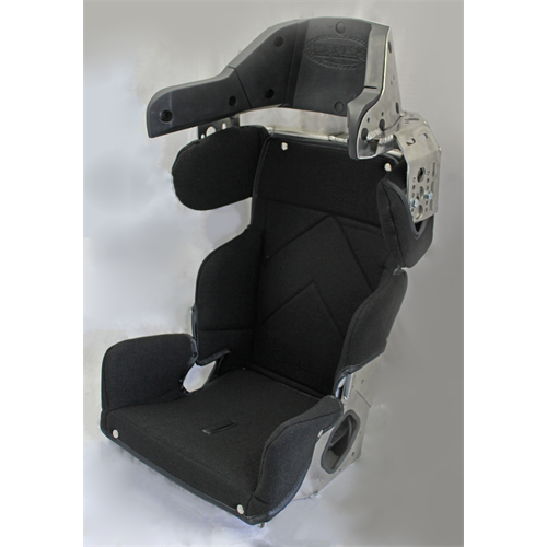 "SEAT KIT- 12"" CHILD ADJUSTABLE CONTAINMENT With BLACK COVER"
