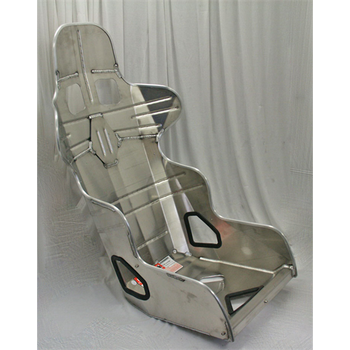 "SEAT - ALUMINUM 18"" INTERMEDIATE 15º LAYBACK ROAD RACE"
