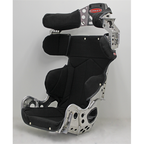 "SEAT KIT - 15"" MIDGET CONTAINMENT SEAT & BLACK COVER"