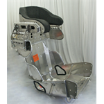 "Additional Images for SEAT - ALUMINUM 18"" DELUXE 15º LAYBACK CONTAINMENT"