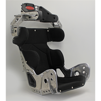 88 Series Kit - Intermediate 18º Layback Containment Seat & Black Cover