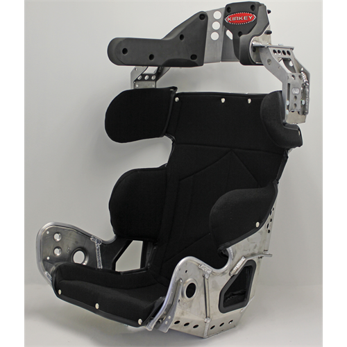 "SEAT KIT - 18"" INTERMEDIATE 10º LAYBACK CONTAINMENT SEAT & BLACK COVER"