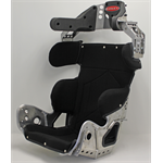 "Additional Images for SEAT KIT - 18"" INTERMEDIATE 10º LAYBACK CONTAINMENT SEAT & BLACK COVER"