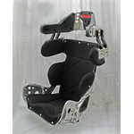 "Additional Images for SEAT KIT - SPRINT CAR - 15"" DELUXE 10º LAYBACK CONTAINMENT & BLACK COVER"