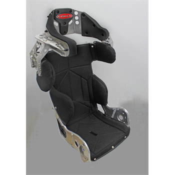 89 Series Kit - Intermediate 10º Layback Containment Seat & Black Cover