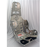 "Additional Images for SEAT - ALUMINUM 14"" LIGHTWEIGHT 20º  LAYBACK"