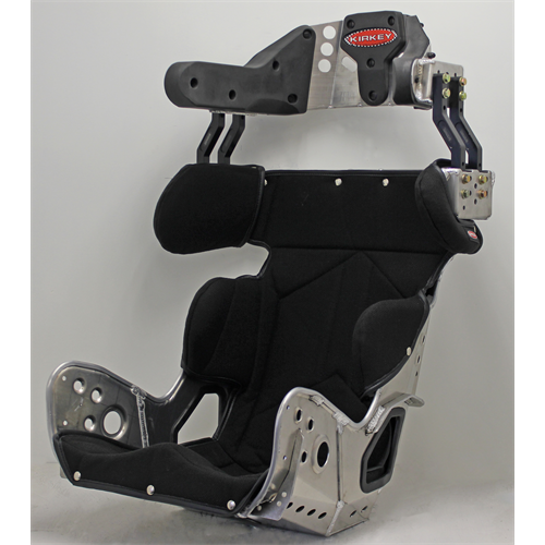 "SEAT KIT - SFI 39.2 LATE MODEL 14"" DELUXE 18º LAYBACK CONTAINMENT &  COVER."