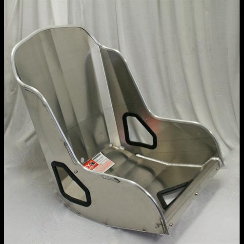 """SEAT - ALUMINUM 16"""" VINTAGE CLASS BUCKET"""