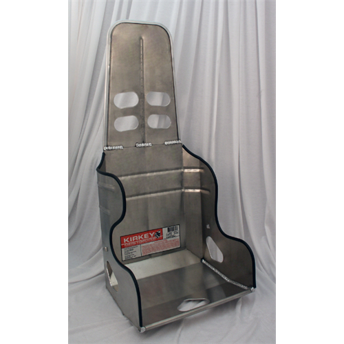 "SEAT -  ALUMINUM 11"" CHILD QUARTER MIDGET"