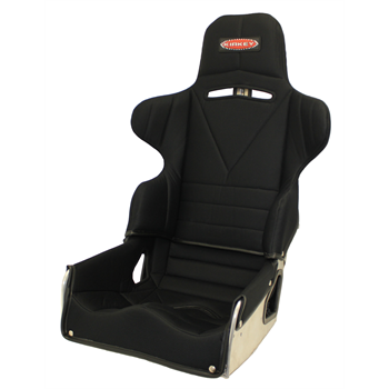 65 Series Kit  - Adjustable Layback Road Race Containment Seat with Black Cover
