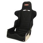 "Additional Images for SEAT KIT - 15"" ADJUSTABLE LAYBACK ROAD RACE & BLACK COVER"