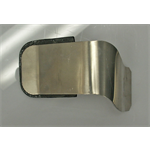 HEAD SUPPORT - ALUMINUM  LEFT SIDE