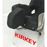 LEG SEPERATOR - ALUMINUM (BOLTS TO SEAT)